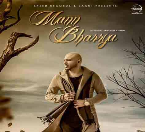 Mann Bharrya Song Download