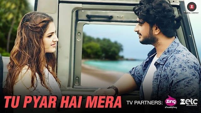 Tu Pyar Hai Mera Lyrics - Gaurav Sharma