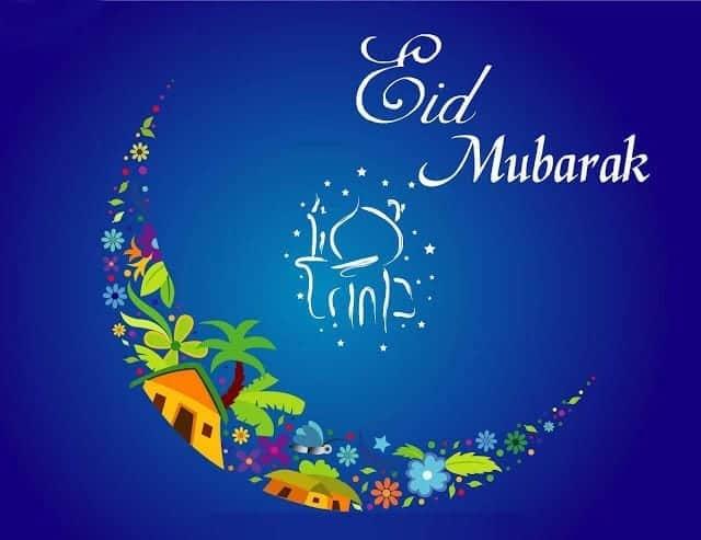 Eid Mubarak Poem