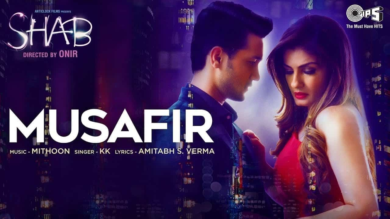 Musafir Song Lyrics - Shab