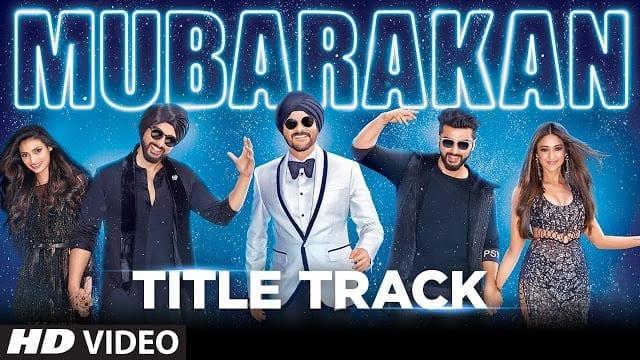Mubarakan Song Lyrics - Mubarakan