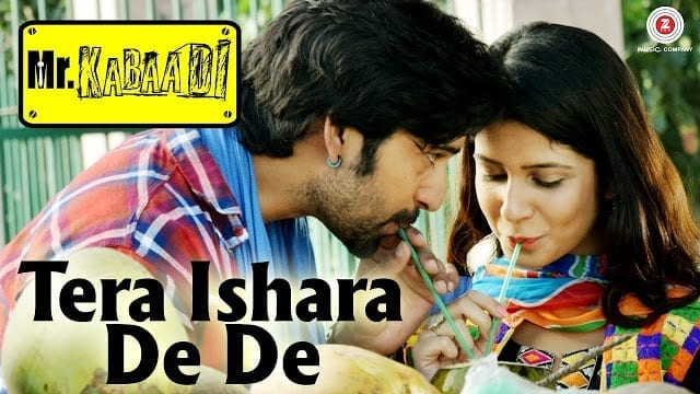 Tera Ishara De De Lyrics | Mr. Kabaadi