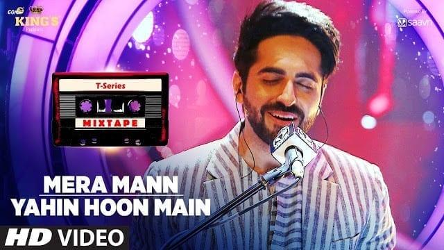Song - Mera Mann/Yahin Hoon Main Singers- Ayushmann Khurrana Music By - Abhijit Vaghani