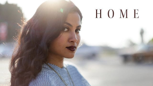 Vidya Vox - Home Song Lyrics (Official Video) | Vidya Iyer | Shanar Tucker |