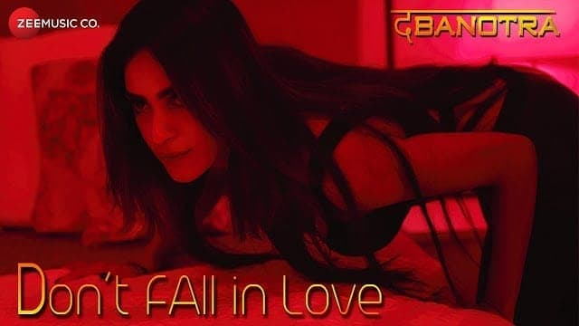 Da Banotra - Don't Fall in Love | Official Music Video | Fall (Part 2)