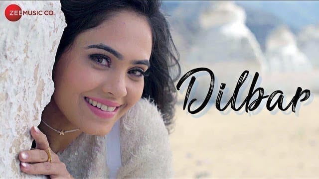 Dilbar Lyrics   Official Music Video   Malobika Banerjee   Shahid Mallya   Durgesh Rajbhatt  Green Leaf Ent