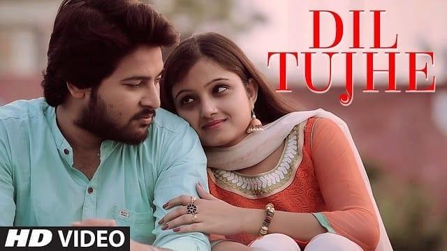 "Dil Tujhe Song Lyrics |  Latest Hindi Album ""Teri Soorat"" | Pradeep Ali | Latest Ghazal"