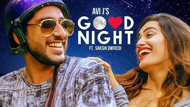"Good Night Lyrics | Avi J (OFFICIAL) VIDEO SONG | Enzo | ""Latest Punjabi Songs 2018"" 