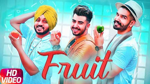 Fruit Lyrics | The Landers | Western Pendu | New Song 2018 | Speed Records