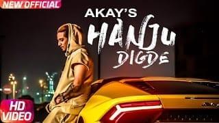 Hanju Digde Song Lyrics   A Kay ft Saanvi Dhiman   Western Penduz   Latest Punjabi Song 2018