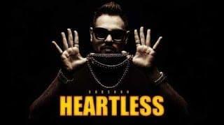 Heartless Lyrics | Badshah | Aastha Gill
