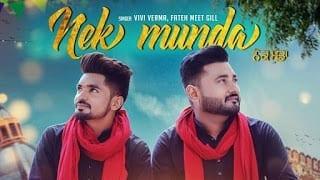Nek Munda Lyrics | Vivi Verma, Fateh Meet Gill (Full Song) Ij Bros | Latest Punjabi Songs 2018