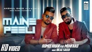 Maine Peeli Lyrics | Romee Khan