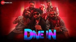 Dive In Lyrics | Remo D'Souza | Shivangi Bhayana, Anjana Ankur Singh & Mans K