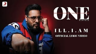 ILL.I.AM Lyrics | ONE Album | Lyrics Video