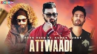 Attwadi Lyrics   Sharn Heer ft. Kumar Sunny   Latest Punjabi Song Lyrics 2018