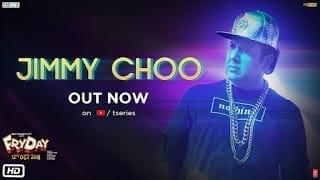 Jimmy Choo Lyrics - Fryday | Priyanka Goyat | Govinda | Varun Sharma