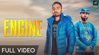 Engine Song Lyrics | Nabha Billing | BYG BYRD