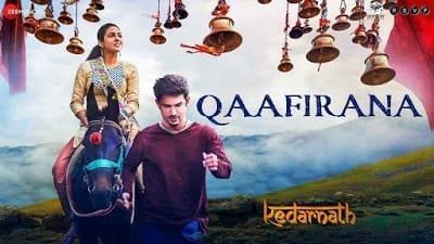 Qaafirana Lyrics | Kedarnath | Arijit Singh | Nikhita Gandhi
