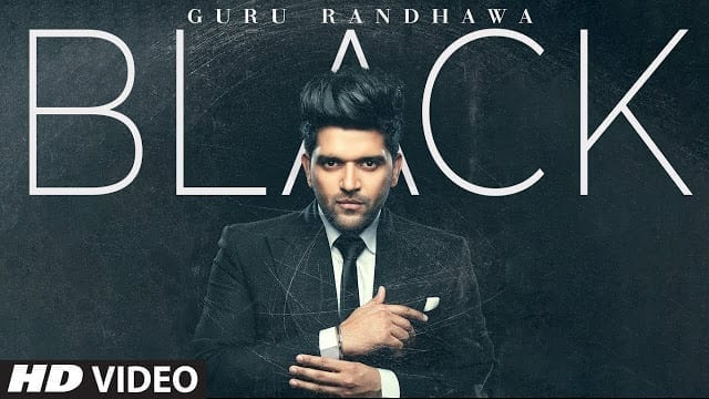 Guru Randhawa Songs - Black Lyrics - Punjabi 2019 Lyrics