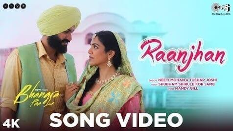 Bhangra Paa Le Lyrics - Raanjhan   Sunny Kaushal, Shriya Pilgaonkar