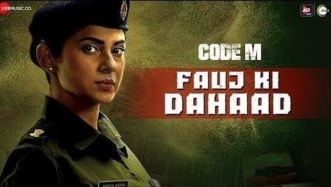 Fauj Ki Dahad Song Lyrics - Code M - Mr. BratBeat